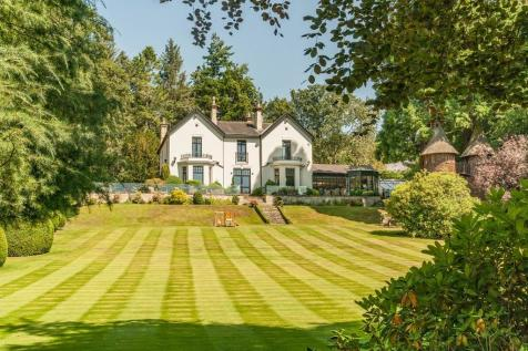 Springfield House, Spoutwell Lane, Corbridge, Northumberland. 6 bedroom country house for sale