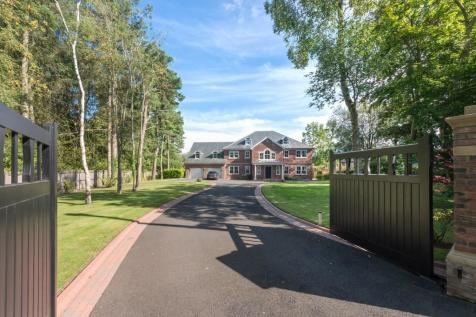 Charlesworth House, Tranwell Woods, Morpeth, Northumberland. 5 bedroom detached house for sale