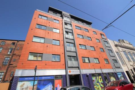 The Victory, Union Street, Oldham, Greater Manchester, OL1. 1 bedroom apartment