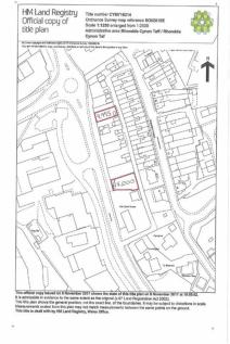 Greenfield Terrace, Aberdare, Mid Glamorgan, CF44 0BG, South Wales - Land / Land for sale / £9,950