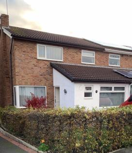 * Oakwood Court, Rhostyllen, Wrexham, Ll14 4DQ. 3 bedroom semi-detached house