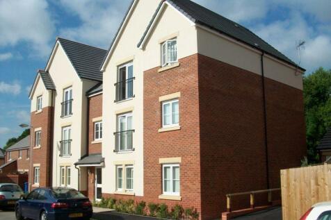 56 Lambourne Court, Gwersyllt, Wrexham. 2 bedroom flat