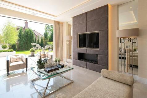 Pentagon House, Camlet Way, Barnet, Hertfordshire, EN4. 3 bedroom apartment for sale