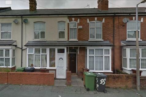 55, Rugby Street, Wolverhampton, WV1. 1 bedroom terraced house