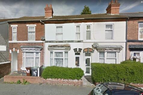 53, Fawdry Street, Wolverhampton, WV1. 1 bedroom terraced house