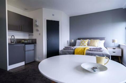 The Studios, 24, Birch Street, Wolverhampton, WV1. 1 bedroom apartment