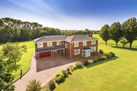 Poole Meadow And Barns For Conversion, Beamish Lane, Albrighton, Wolverhampton, WV7. 7 bedroom detached house for sale