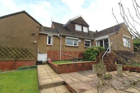 Mayfield, Sunlea Crescent, Pontypool. 3 bedroom bungalow for sale