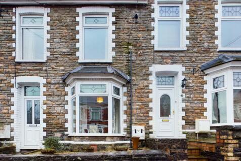 Fowler Street, Wainfelin, Pontypool. 2 bedroom terraced house for sale