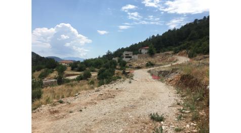 Üzümlü, Fethiye, Mugla. Land for sale