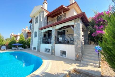 Ovacik, Fethiye, Mugla. 5 bedroom detached house