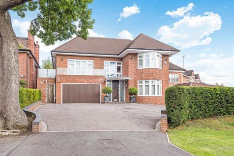 Crooked Usage, Finchley. 7 bedroom detached house for sale