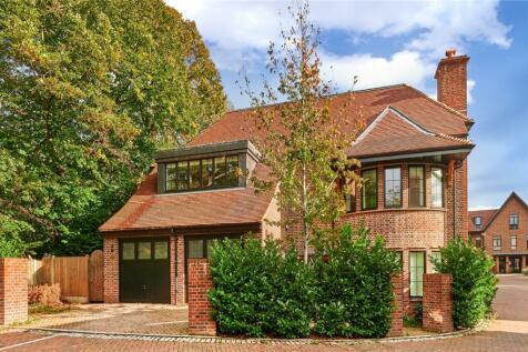 Hampstead Reach, Hampstead Garden Suburb. 5 bedroom detached house for sale