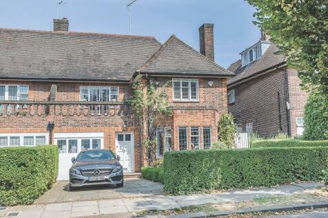 Linden Lea, Hampstead Garden Suburb. 5 bedroom semi-detached house