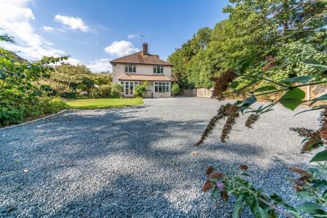 Brandy Hole Lane, Chichester, West Sussex. 5 bedroom detached house