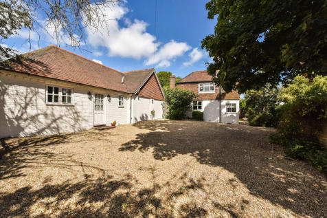 Hunston Road, Chichester, West Sussex. 6 bedroom semi-detached house for sale