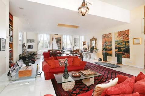 Southside Quarter, 38 Burns Road, London, SW11. 5 bedroom apartment for sale