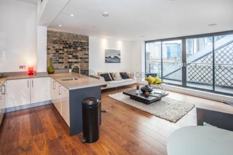 Eastone Apartments, Lolesworth Close, Spitalfields, E1. 2 bedroom flat