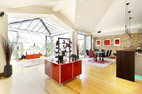 New Concordia Wharf, Mill Street, London, SE1. 3 bedroom penthouse for sale