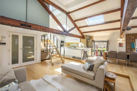 Unity Wharf, 13 Mill Street, London, SE1. 3 bedroom penthouse for sale