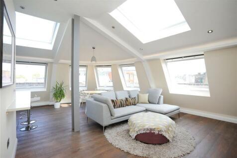 Shoreditch High Street, Shoreditch, London, E1. 2 bedroom penthouse