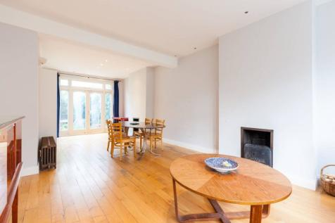 Tulse Hill, Brixton, London, SW2. 5 bedroom terraced house for sale