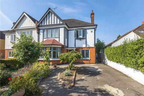 Malford Grove, South Woodford, London. 4 bedroom semi-detached house for sale