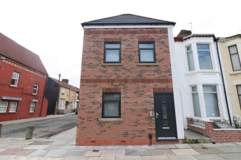 Boaler Street, Liverpool. 5 bedroom terraced house
