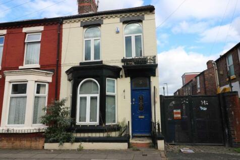 Malden Road, Liverpool. 4 bedroom house