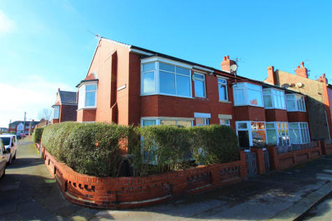 Cameron Avenue, Blackpool, Lancashire, FY3. 1 bedroom flat