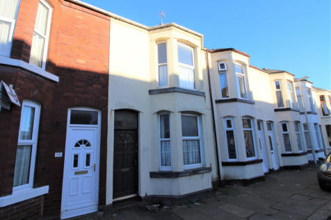 Lodore Road, Blackpool, Lancashire, FY4. 2 bedroom terraced house