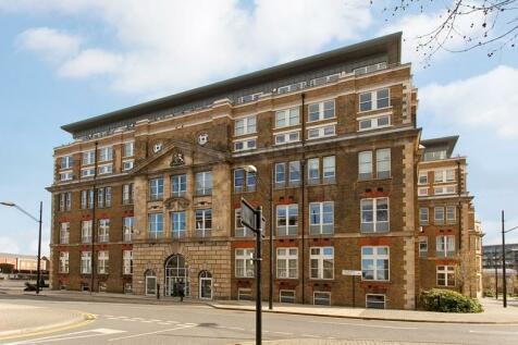 Building 22, Cadogan Road, Royal Arsenal, London. 3 bedroom apartment