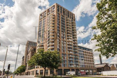 Duncombe House, Victory Parade, Royal Arsenal. 2 bedroom apartment