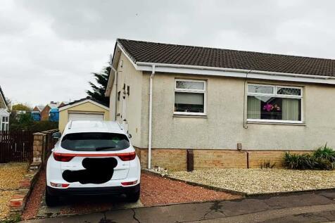 5 Wallace View, Kilmarnock, KA1 4EN. 2 bedroom bungalow for sale