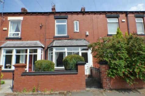 Burnley Lane, Chadderton, Oldham, Greater Manchester, OL1. 2 bedroom terraced house for sale
