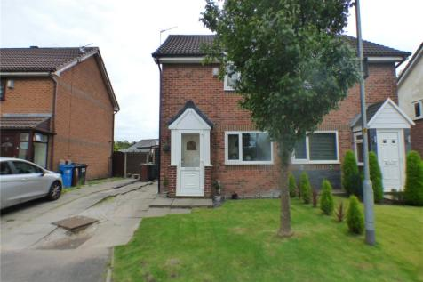 Averon Rise, Moorside, Oldham, Greater Manchester, OL1. 2 bedroom semi-detached house for sale