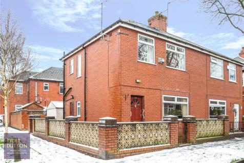 Jowett Street, Watersheddings, Oldham, Greater Manchester, OL1. 3 bedroom semi-detached house for sale