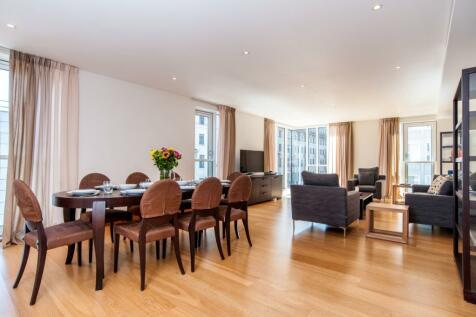 Baker Street London NW1. 3 bedroom apartment
