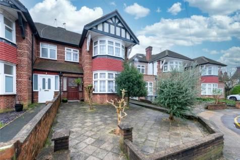 Egerton Gardens, London, NW10. 3 bedroom semi-detached house for sale