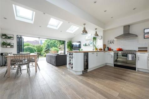 Liddell Gardens, London, NW10. 4 bedroom semi-detached house for sale