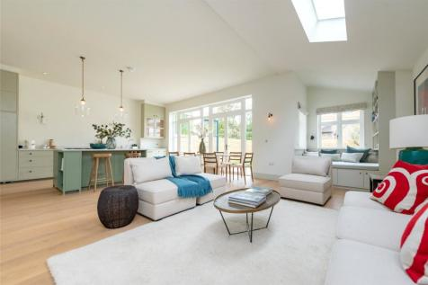 Chelmsford Square, London, NW10. 5 bedroom semi-detached house for sale