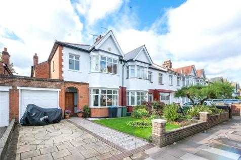 Wrottesley Road, London, NW10. 3 bedroom semi-detached house for sale