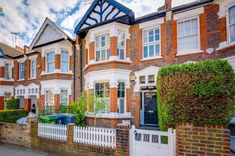 Crediton Road, London, NW10. 5 bedroom terraced house for sale