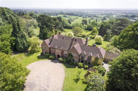 Bletchingley, Nutfield, RH1. 6 bedroom detached house for sale