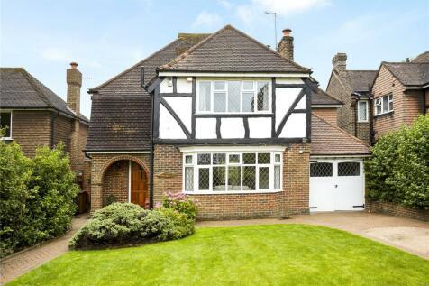 Bushetts Grove, Merstham, Redhill, RH1. 4 bedroom detached house for sale