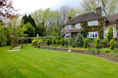 Shepherds Hill, Merstham, Redhill, RH1. 4 bedroom detached house for sale