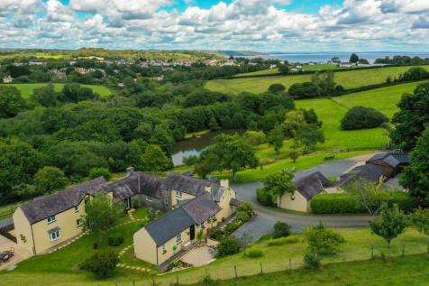 Meadow Green Farm, Hopshill Lane, Saundersfoot. Land for sale