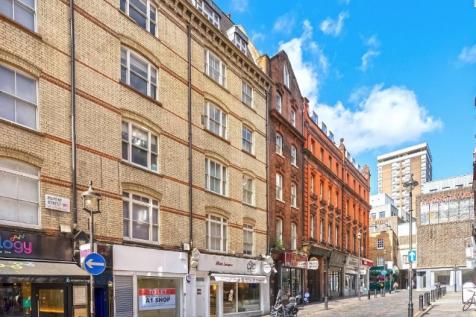 Rupert Street, London, W1D. 1 bedroom flat