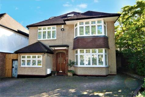 London Road, Stanmore, Middlesex. 5 bedroom detached house for sale