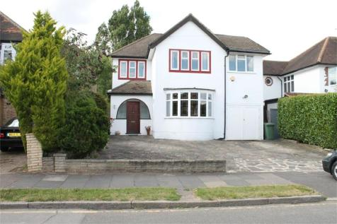 Snaresbrook Drive, Stanmore, Middlesex. 5 bedroom detached house